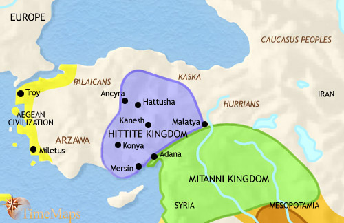Anatolia Asia Minor Ancient Turkey Was One Of The Great Cross