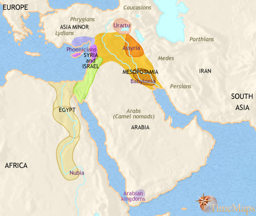 middleeast1000bc
